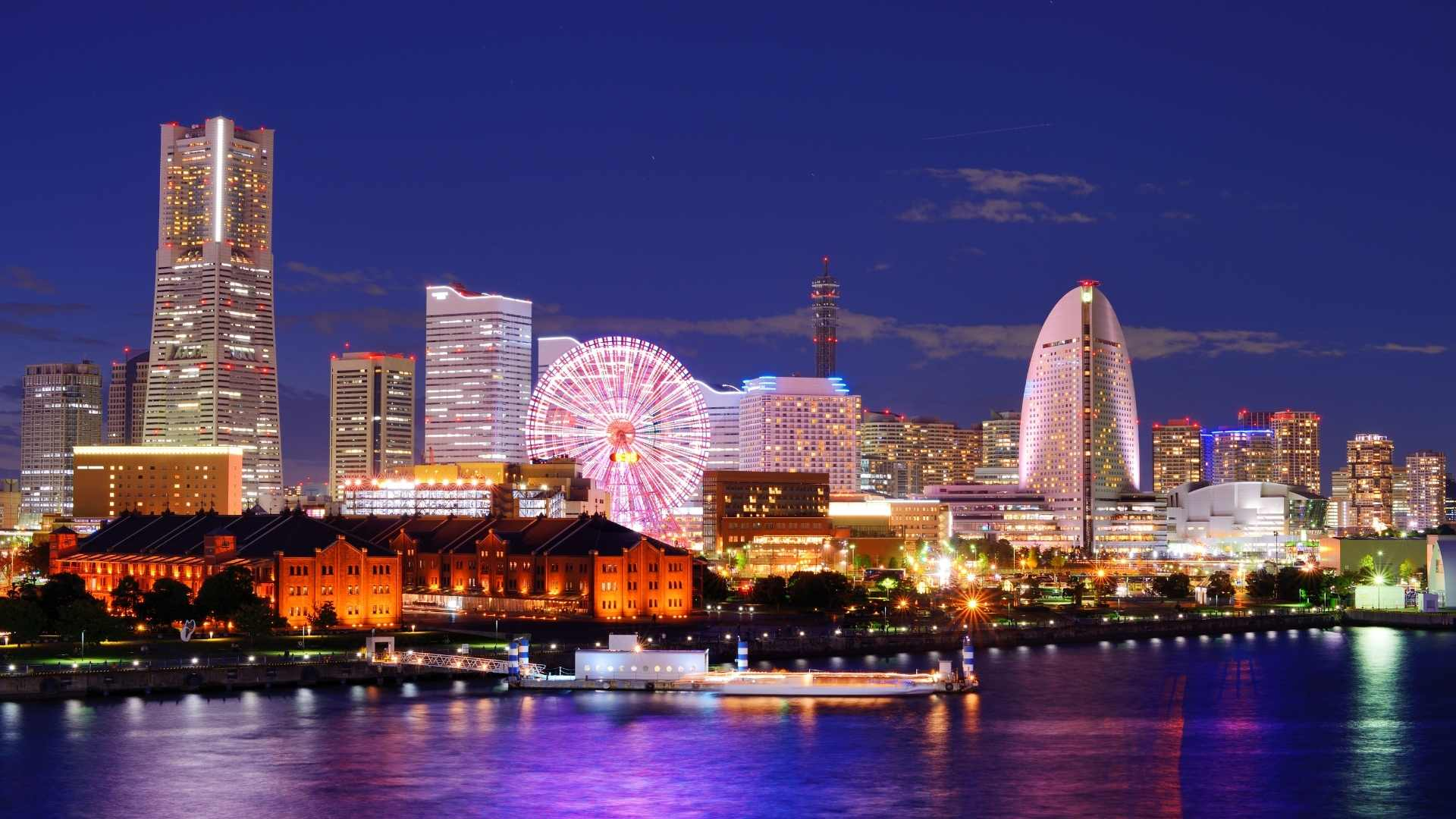 An evening of drinking in Tokyo and Yokohama with Tom