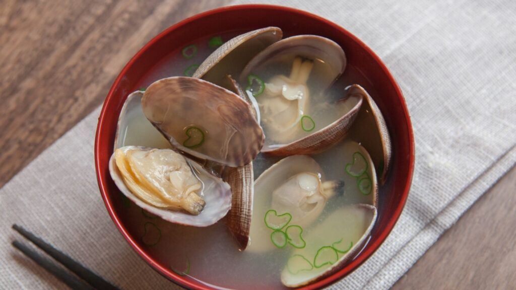 7 ways to get rid of futsukayoi Clam Miso Soup
