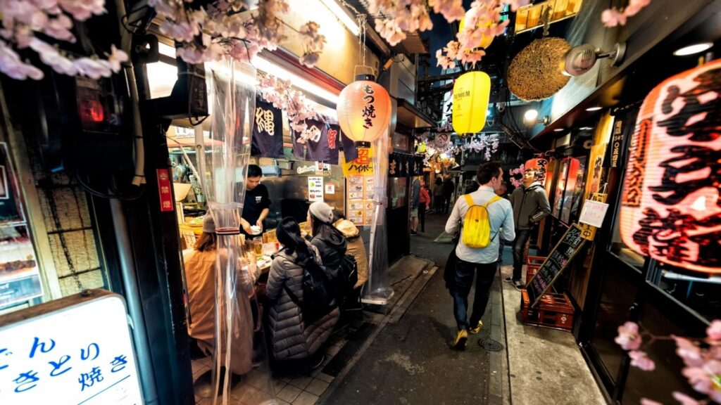 Top 5 Tokyo nightlife recommendations Bar Tour