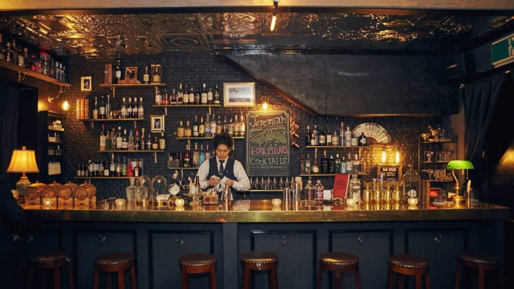 Top 5 Tokyo nightlife recommendations Jeremiah Bar