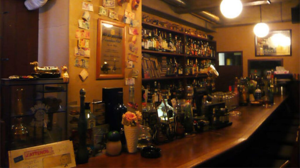 Top 5 unique & underground bars to drink in Shimokitazawa Knock On Wood