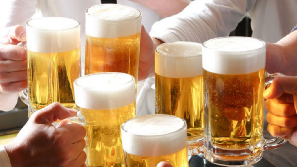 Japanese Phrases For Your Night Out in Tokyo Kampai
