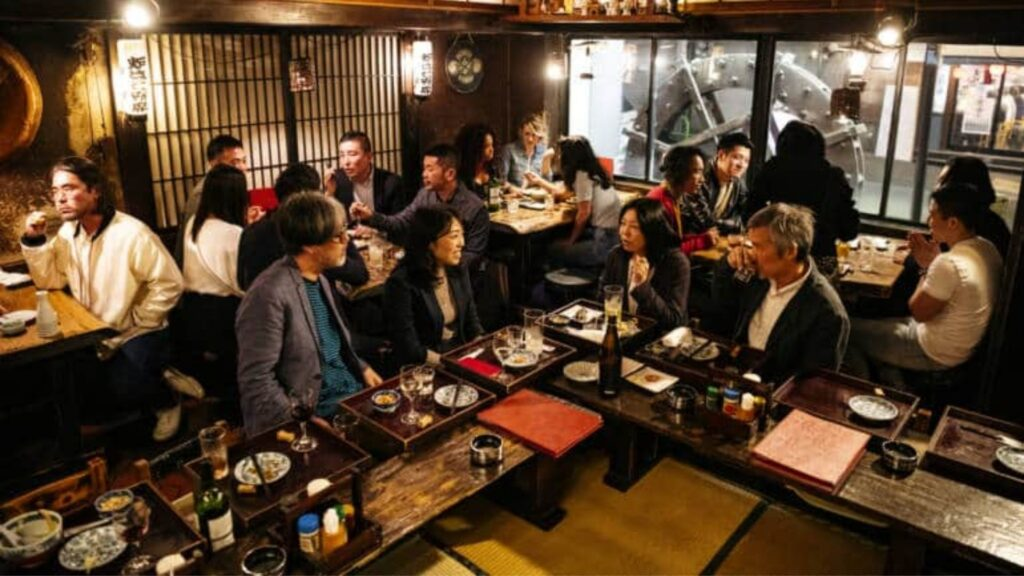 Japanese Phrases For Your Night Out in Tokyo izakaya