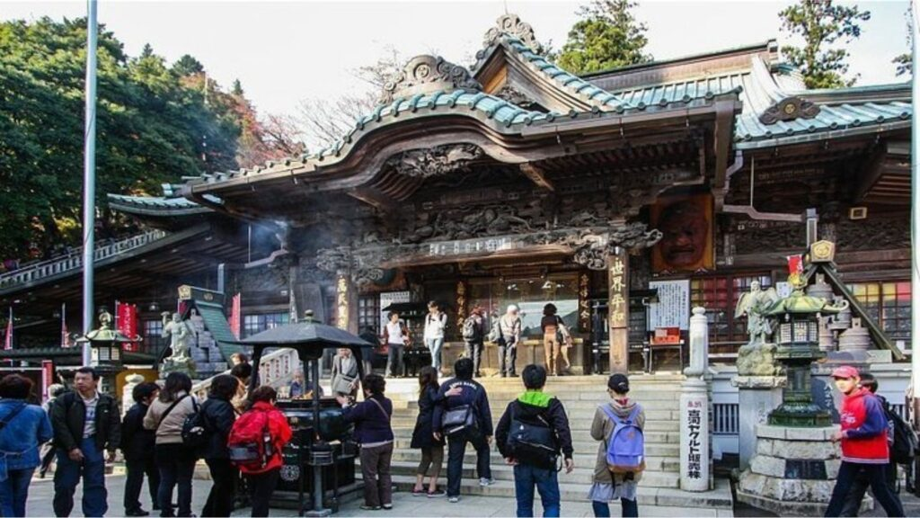 The Tokyo must-sees Hiking at Mt. Takao