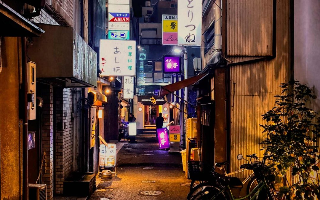 The Tokyo must-sees, checking out unique places as Tokyo newbies