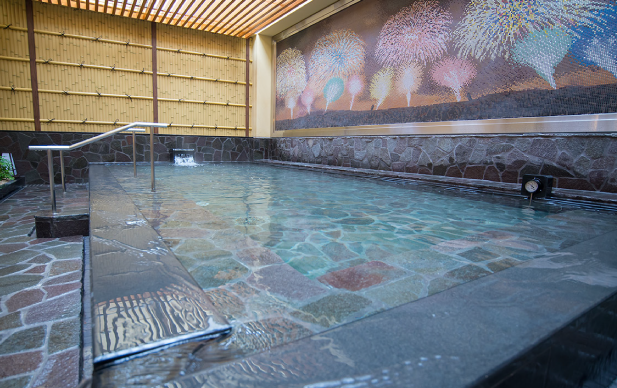Thermae-Yu An Onsen for the Tattooed baths