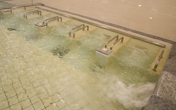 Thermae-Yu An Onsen for the Tattooed hot baths