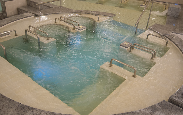 Thermae-Yu An Onsen for the Tattooed sento