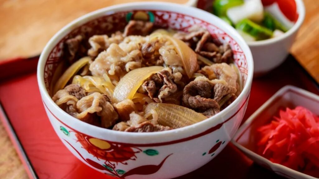 every Japanese food you must try gyudon