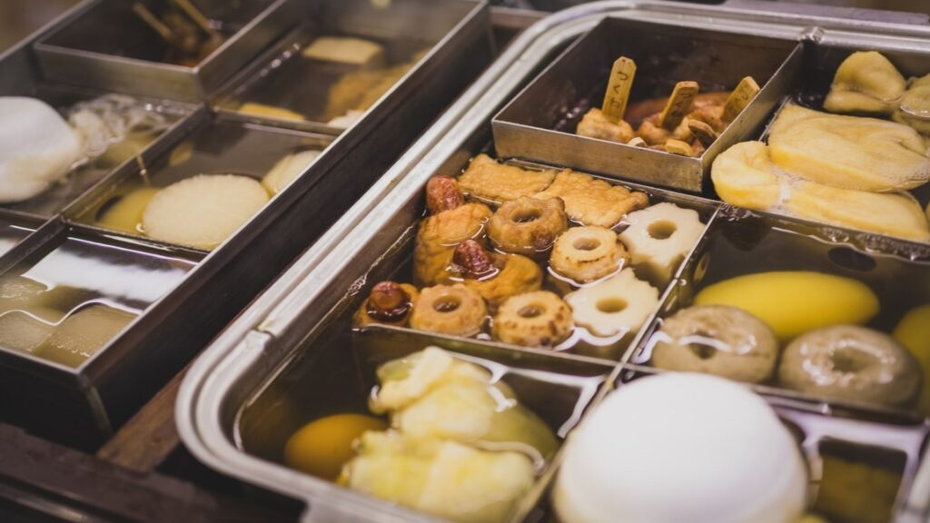 every Japanese food you must try oden