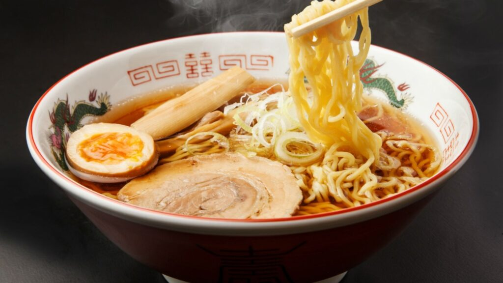 every Japanese food you must try ramen