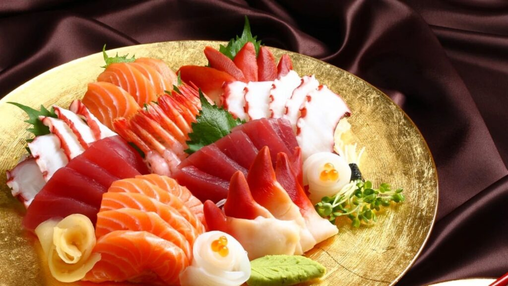every Japanese food you must try sashimi