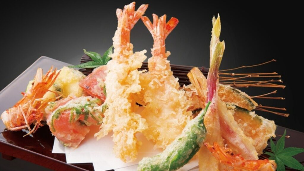 every Japanese food you must try tempura