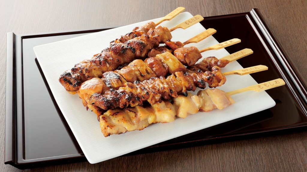 every Japanese food you must try yakitori