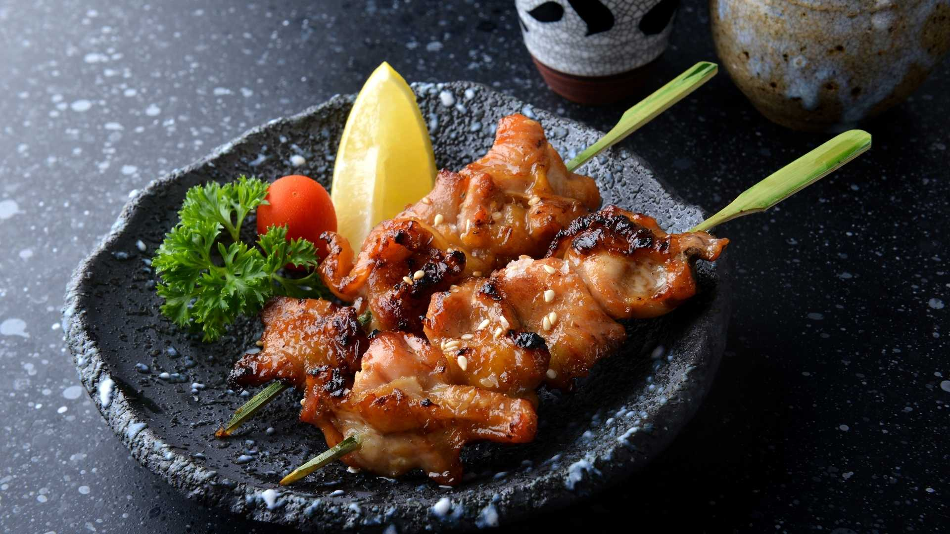 All the different types of yakitori you can get