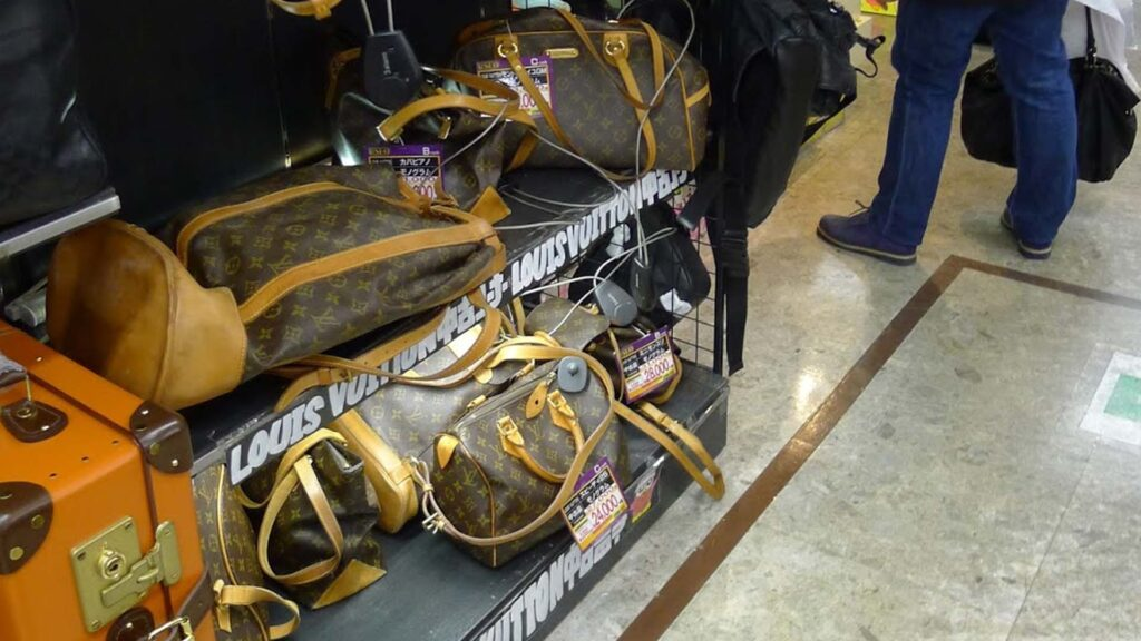 Don Quijote, Everything you need to know Designer bags