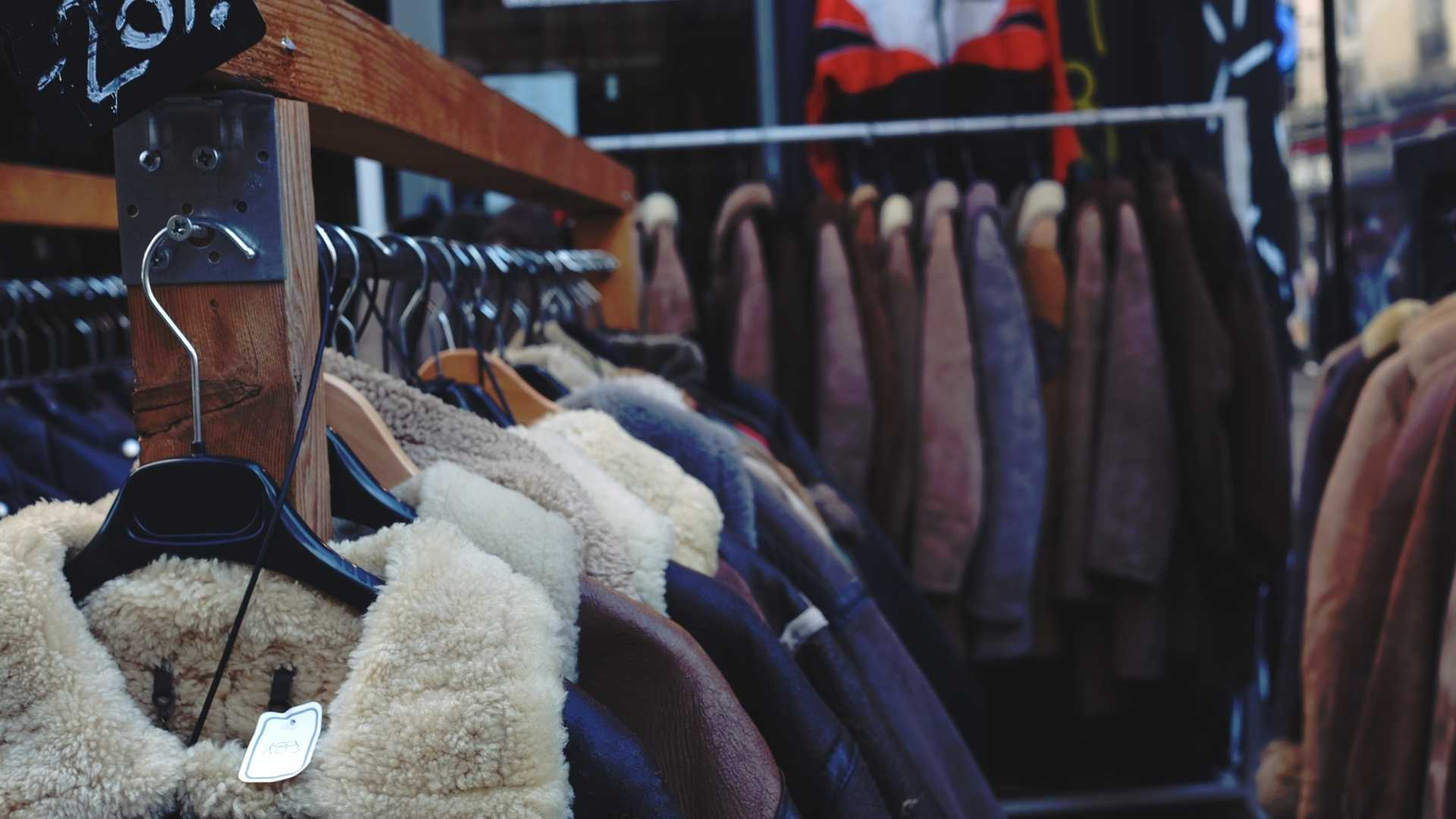 Master Thrift Shopping, Second Hand Clothing Stores in Tokyo