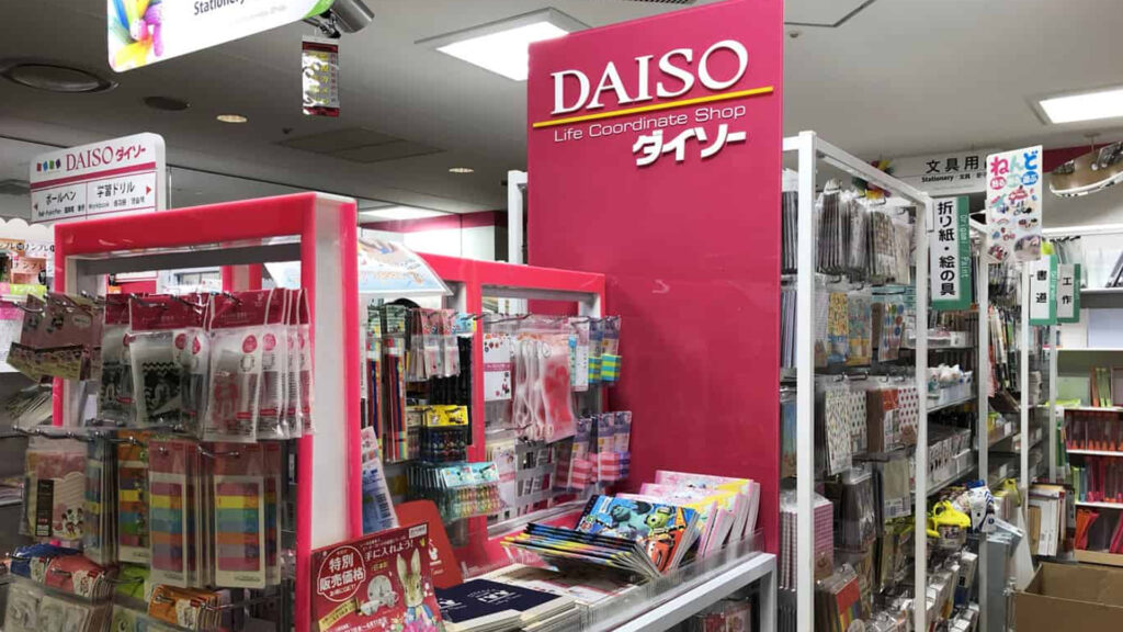 100 Yen Shop _ Tips on where to go and what to buy Daiso