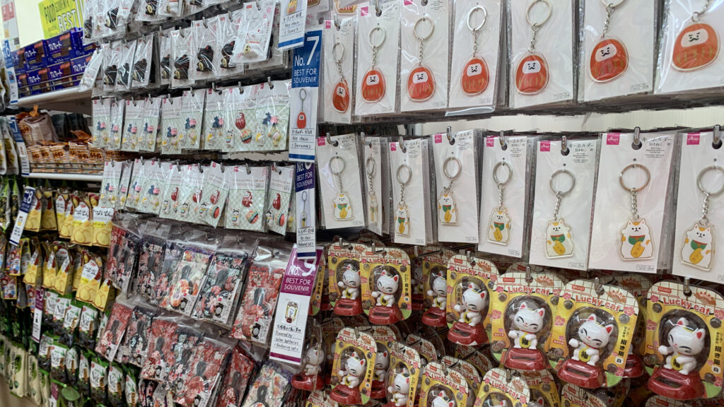 100 Yen Shop _ Tips on where to go and what to buy Souvenirs