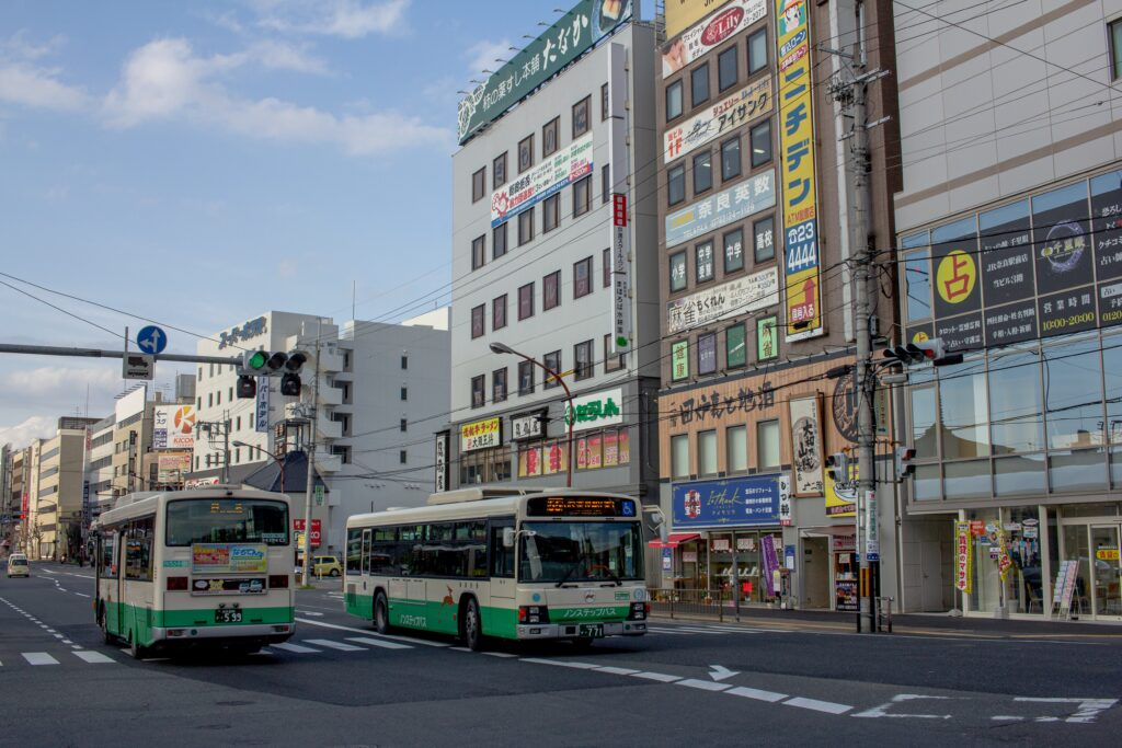 Is Tokyo expensive_ Unbelievably affordable ways to get around Japan Buses