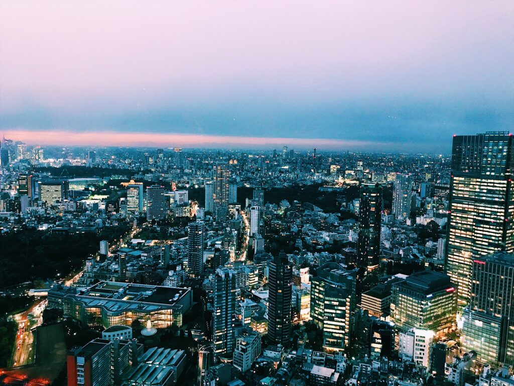 Is Tokyo expensive_ Unbelievably affordable ways to get around Japan city walking cyclying