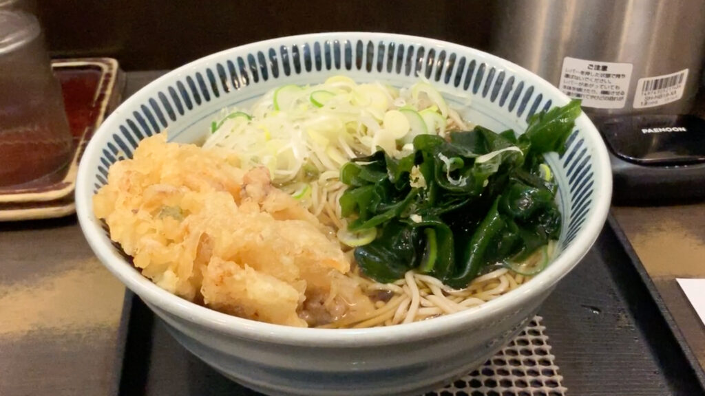 Is Tokyo expensive_ Unbelievably affordable ways to get around Japan soba udon noodles