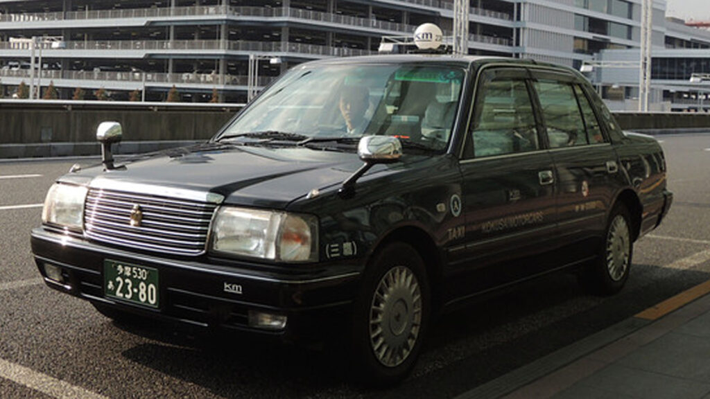 Is Tokyo expensive_ Unbelievably affordable ways to get around Japan taxi