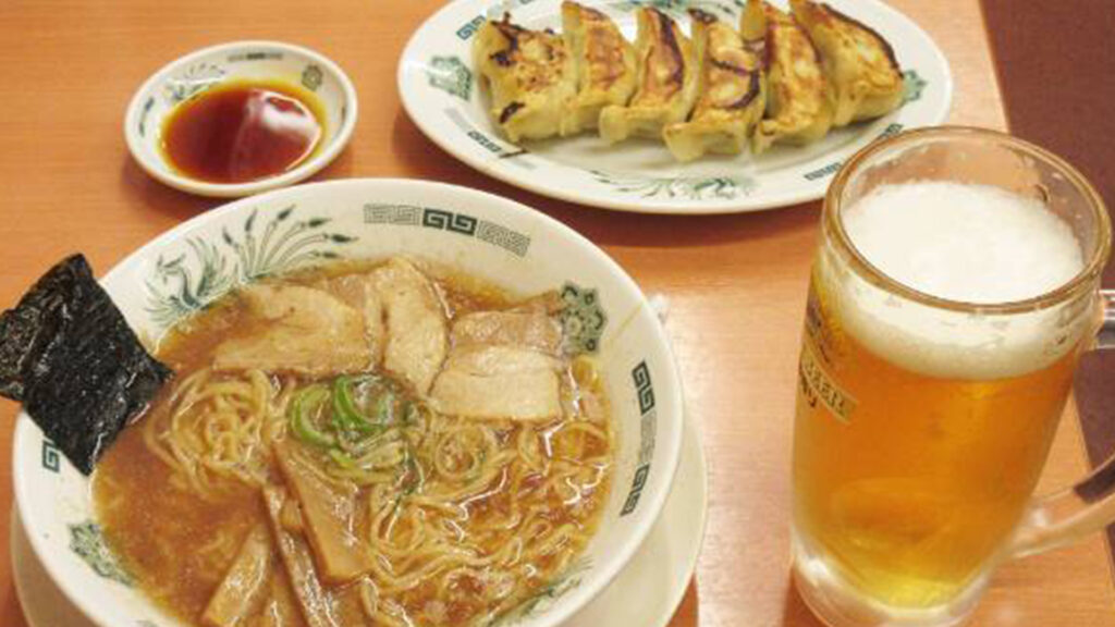 Ramen chains and everything you need to know about them-Hidakaya 日高屋
