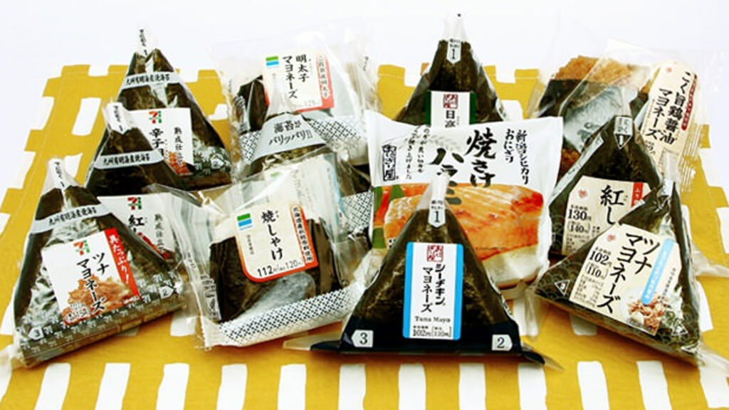 The Ultimate Guide to convenience stores in Japan Onigiri