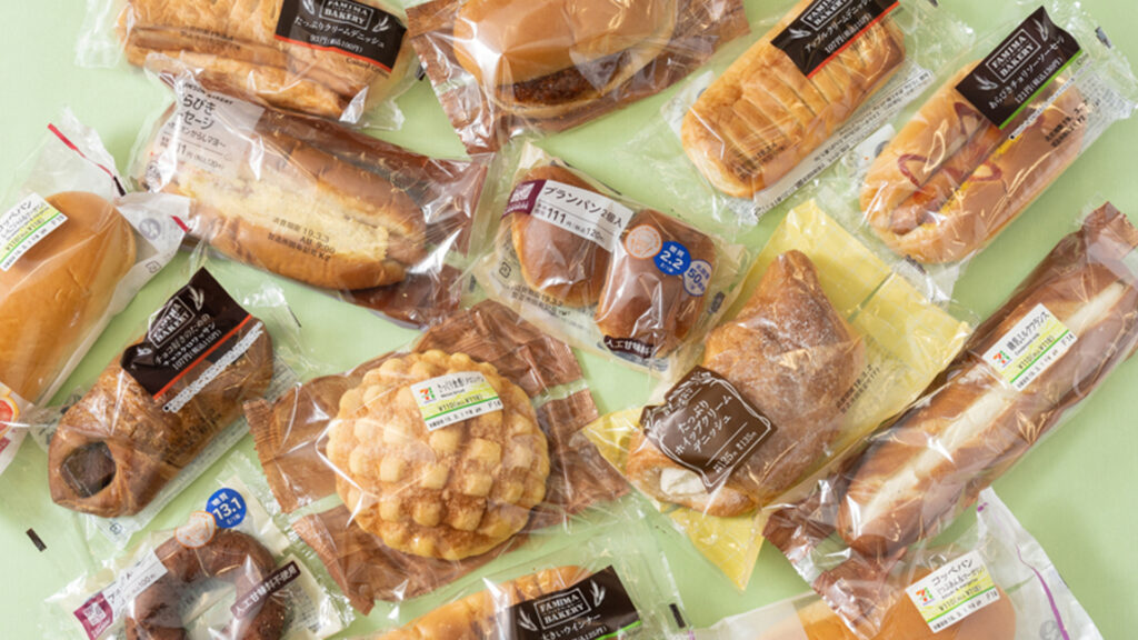 The Ultimate Guide to convenience stores in Japan baked goods
