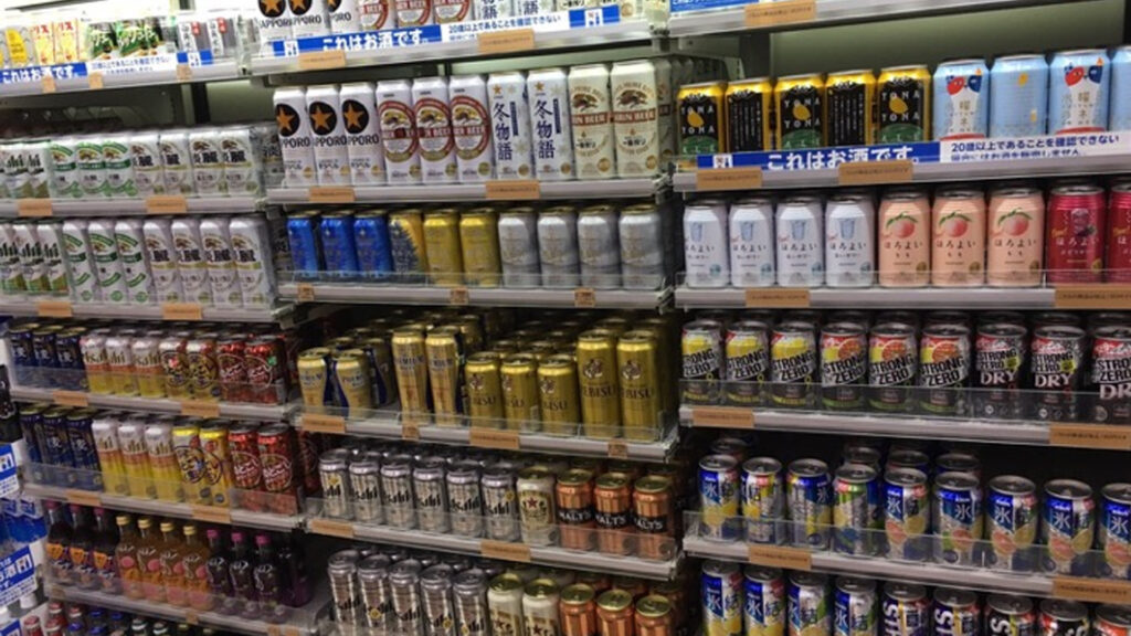 The Ultimate Guide to convenience stores in Japan beer and alcohol