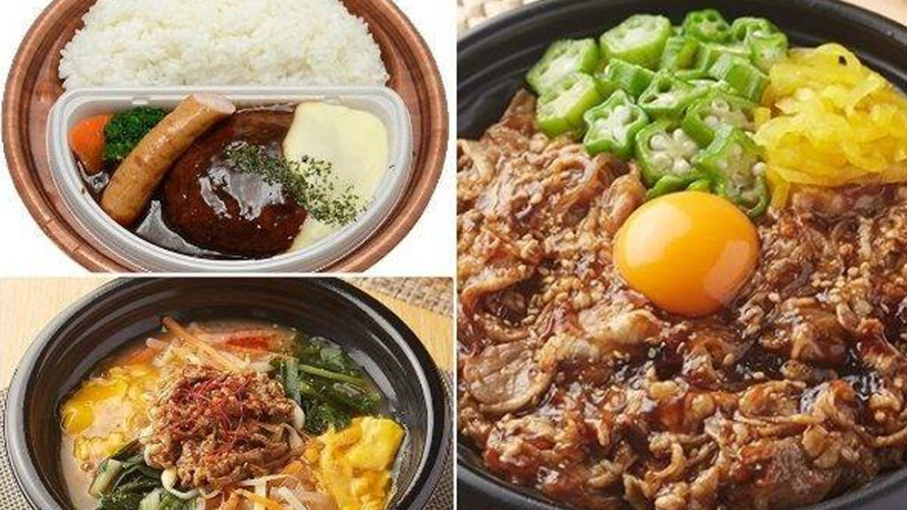 The Ultimate Guide to convenience stores in Japan rice bento