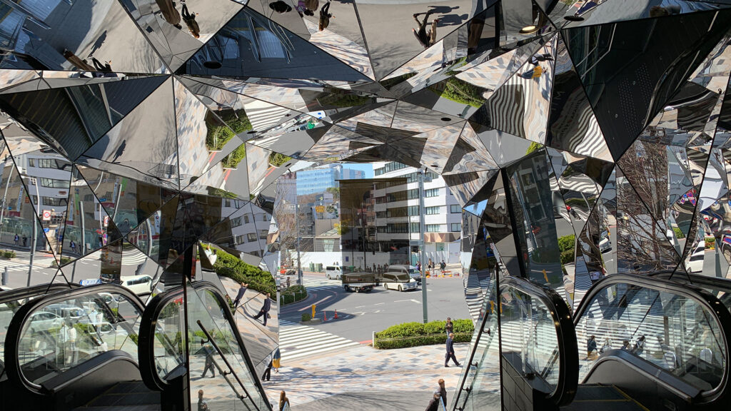 Visit Tokyo under 24 hours- One Day Trip Itinerary Omotesando photos pot