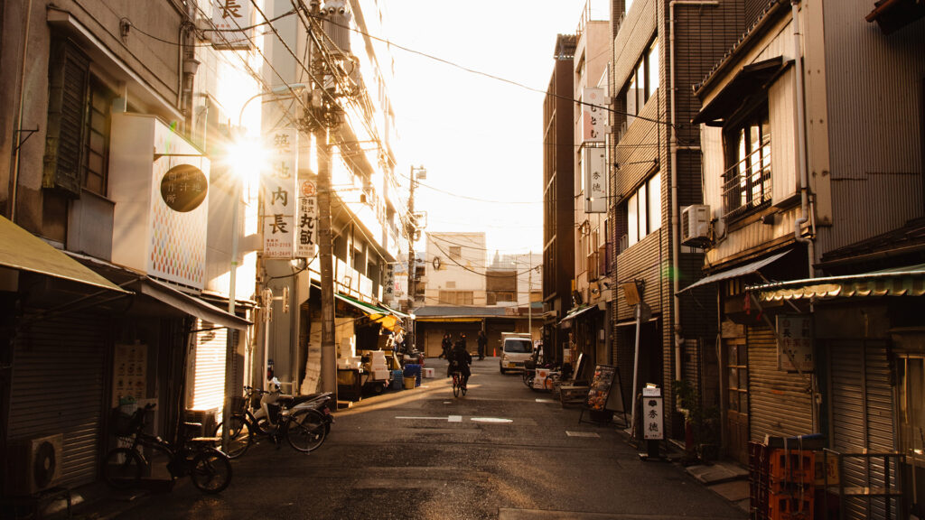 Visit Tokyo under 24 hours- One Day Trip Itinerary local areas