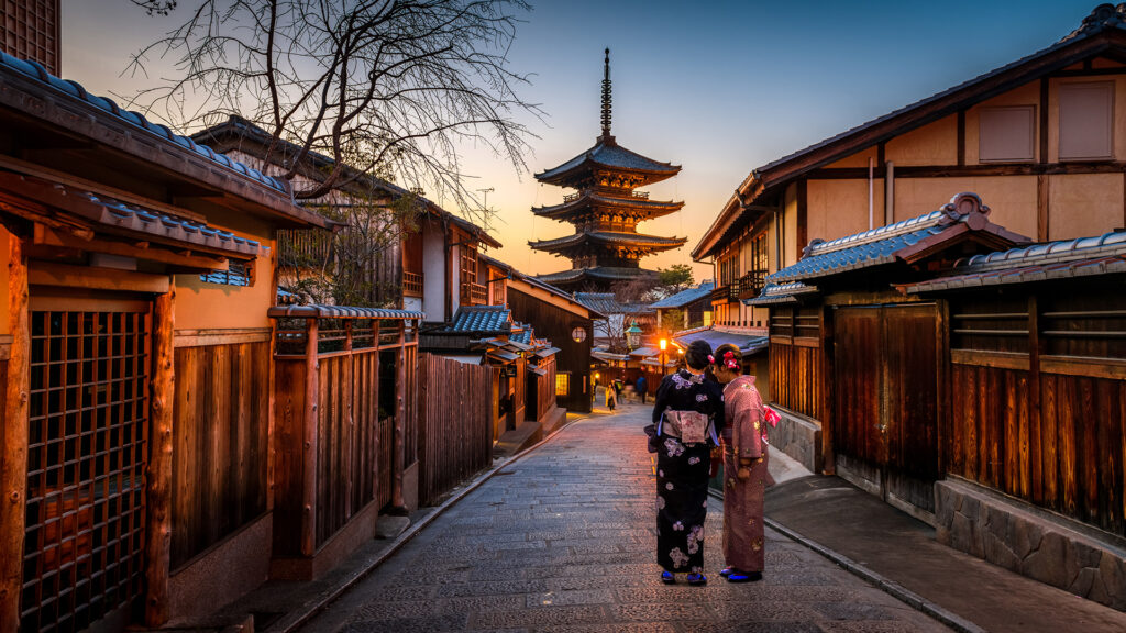 Why should you travel to japan