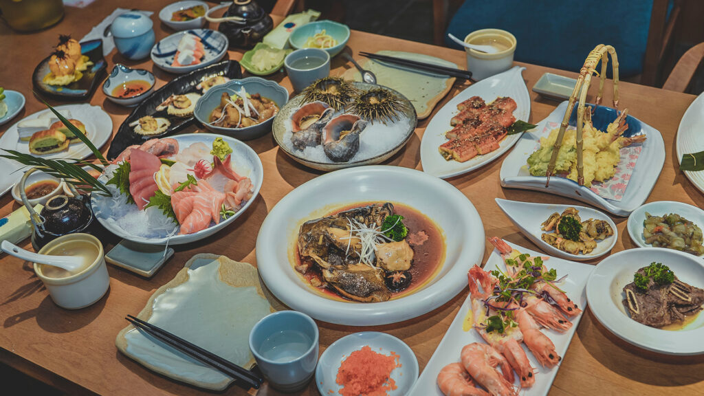 Why should you travel to japan japanese food