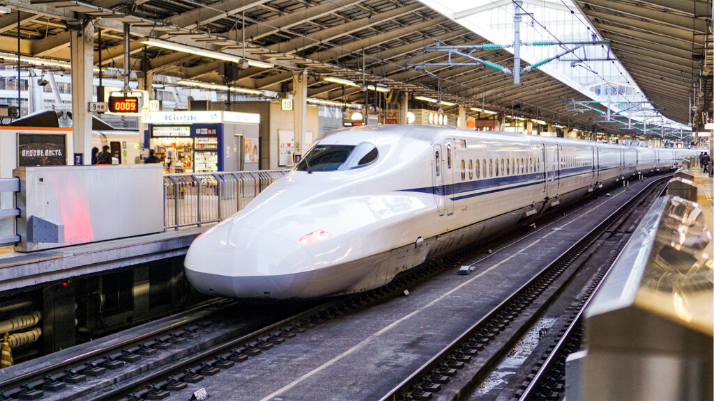 Why should you travel to japan transportation efficiency