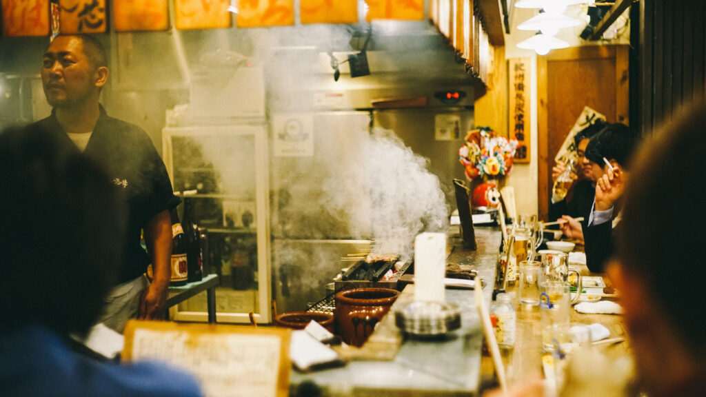 All-you-can-drink in Japan, All you need to know and the best places yakitori restaurants