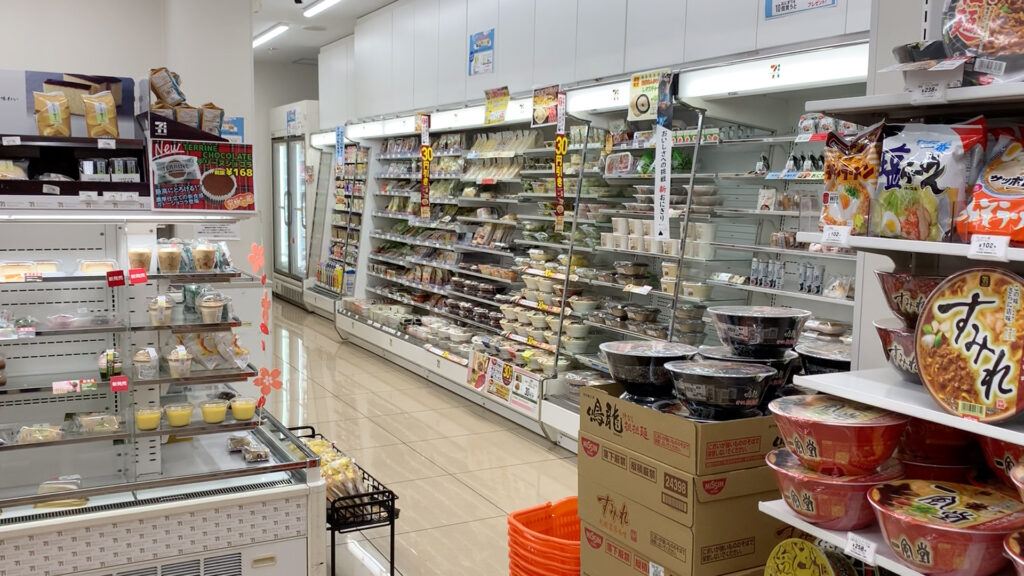 Is Tokyo expensive_ Unbelievably affordable ways to get around Japan convenience store