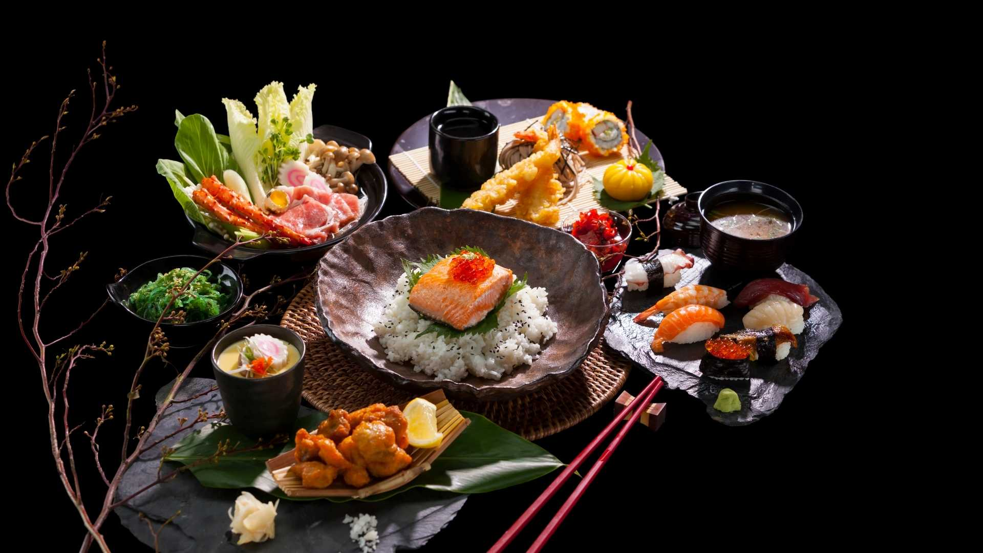 Japanese food and drinks you can make at home