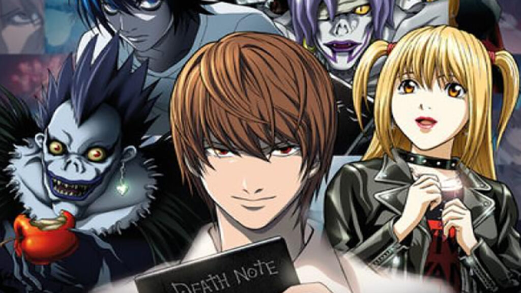 Japanese things you can do during lockdown- Anime, Manga, Games death note