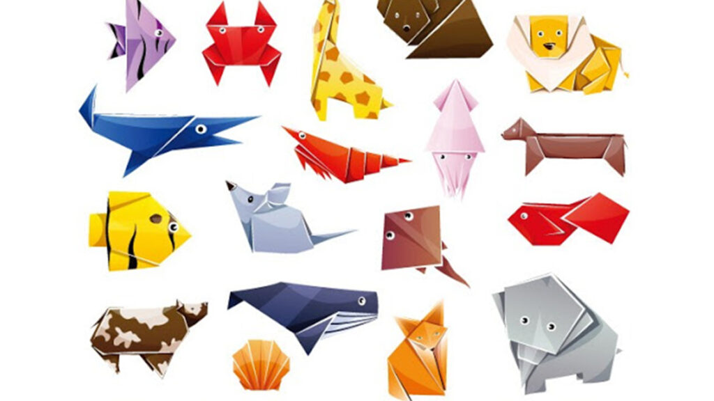 Japanese things you can do during lockdown- Anime, Manga, Games origami