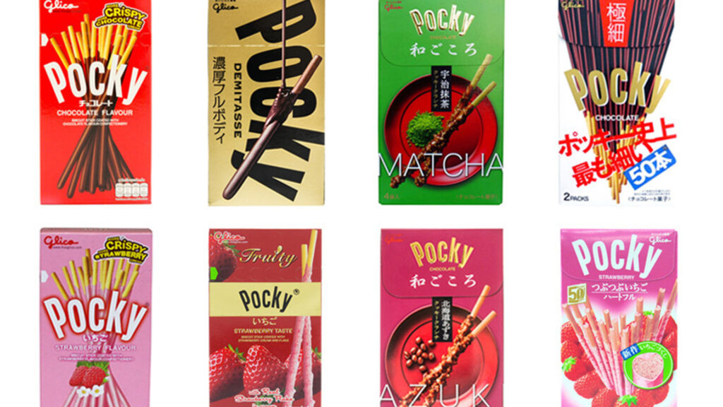 Japanese things you can do during lockdown, Japanese food and drinks Pocky