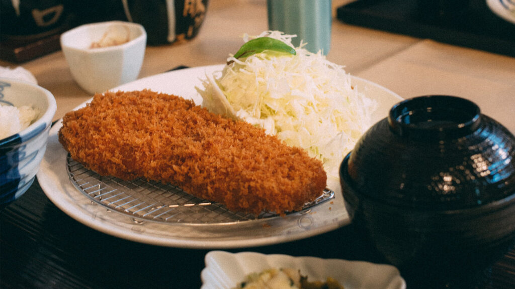 Japanese things you can do during lockdown, Japanese food and drinks Taonkatsu