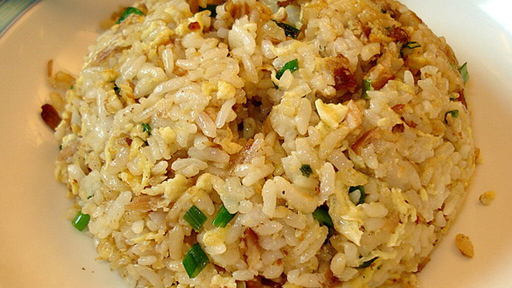 Japanese things you can do during lockdown, Japanese food and drinks chahan fried rice