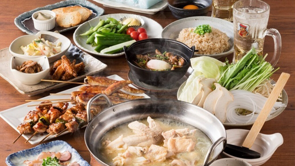 Nomihoudai, All-you-can-drink in Japan, All you need to know and the best places yakitori center
