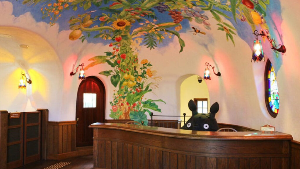 The Ghibli Museum- How to get tickets and everything you need to know reception
