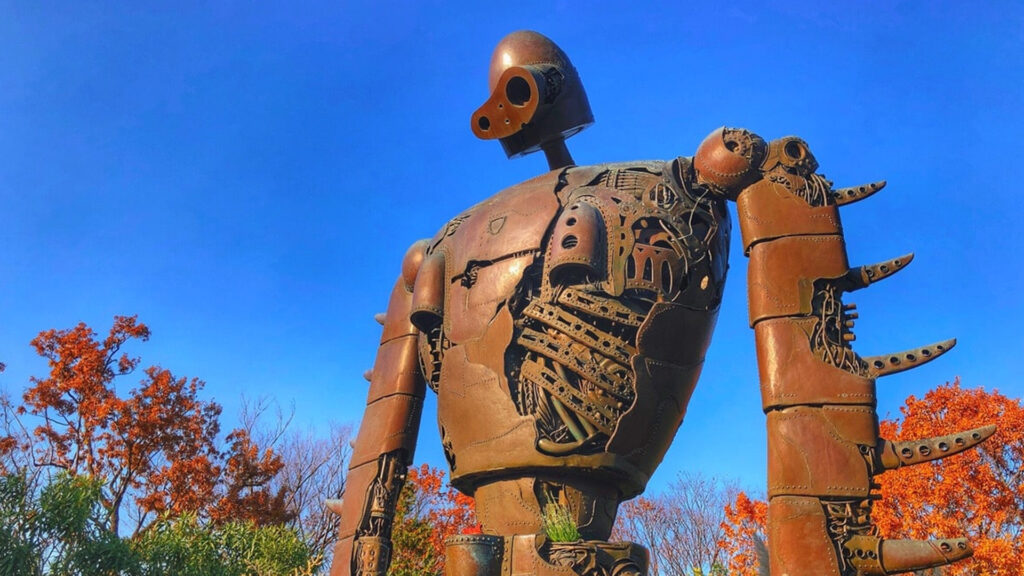 The Ghibli Museum- How to get tickets and everything you need to know robot