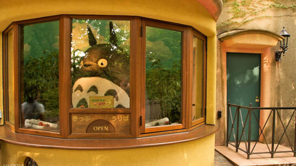 The Ghibli Museum- How to get tickets and everything you need to know totoro