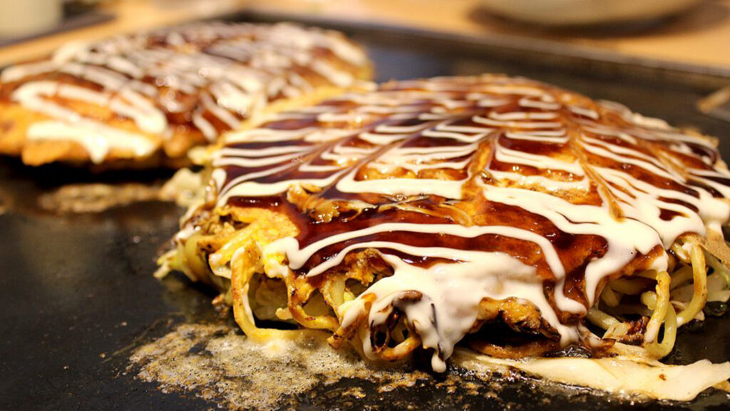 The best places and everything about all-you-can-eat, Tabehoudai in Japan okonomiyaki